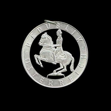 Ausgesägte Münzen Aus österreich Es Kommt Der Tag Da Will Die