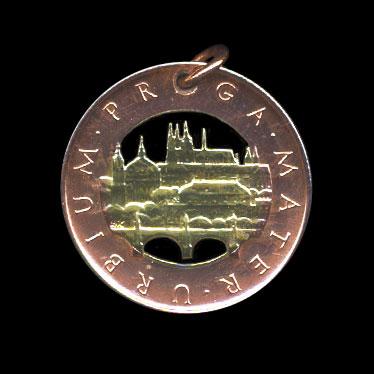 Ausgesägte Münzen Aus Der Sowjetunion Es Kommt Der Tag Da Will